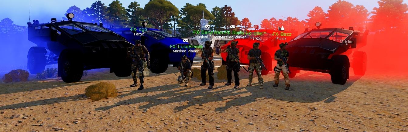 LucaBrassi - Grand Theft ArmA - The Altis Life Community