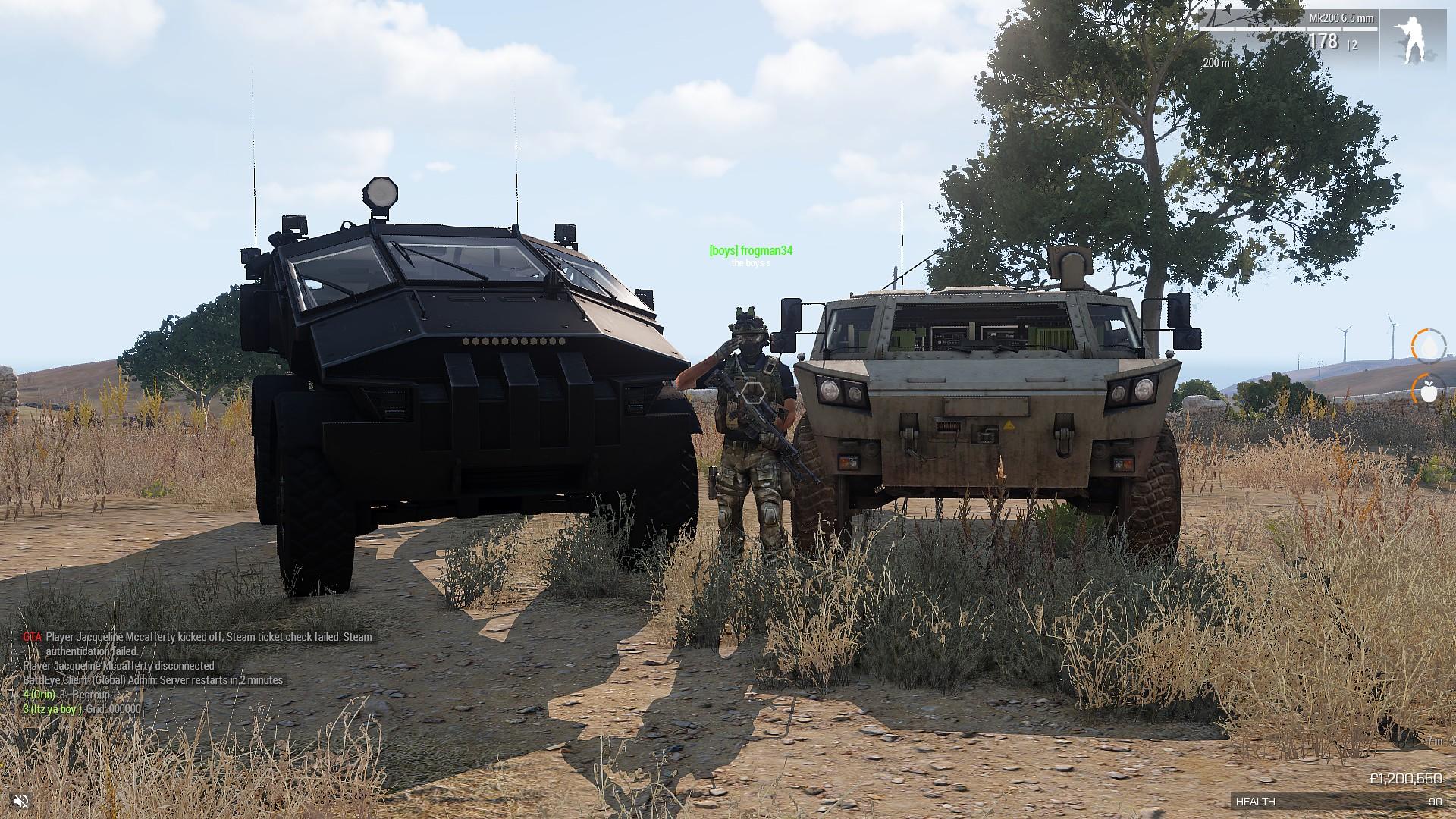 Markusmoon - Grand Theft ArmA - The Altis Life Community